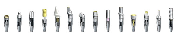 Nobel Replace dental implants